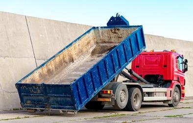 import export bennes de chantier