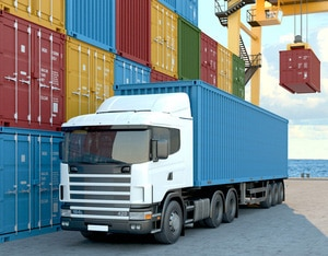 Export de camions