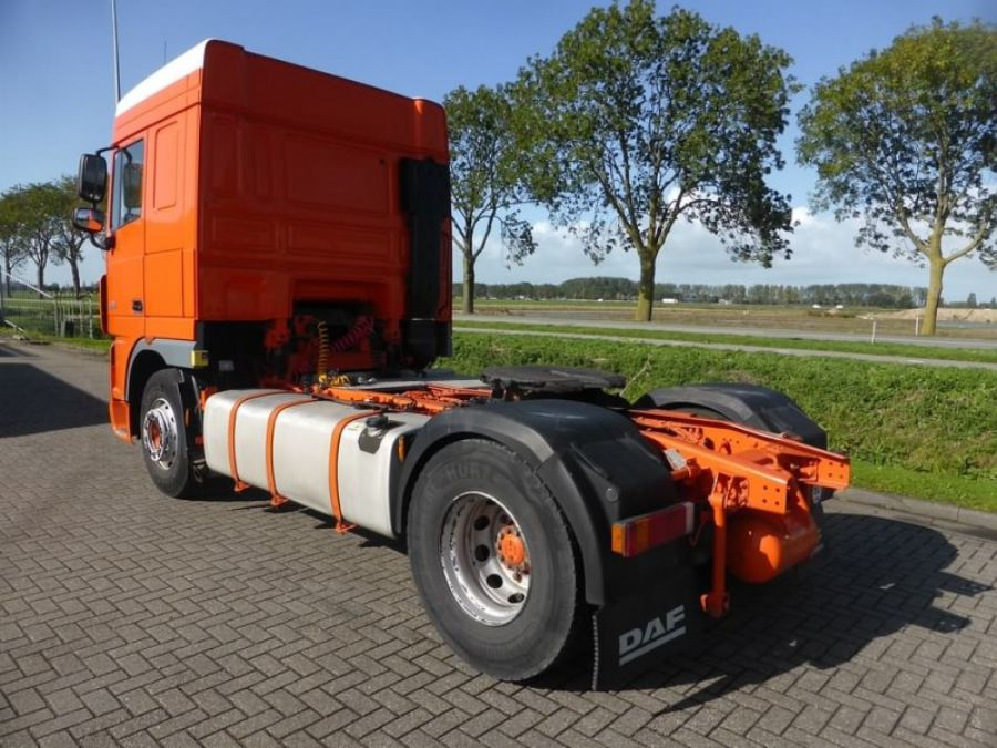 Import Export camion transport