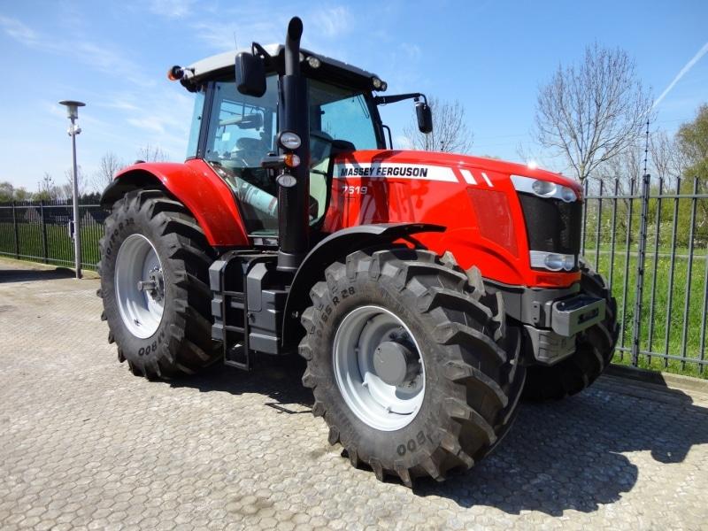 Vente tracteurs export