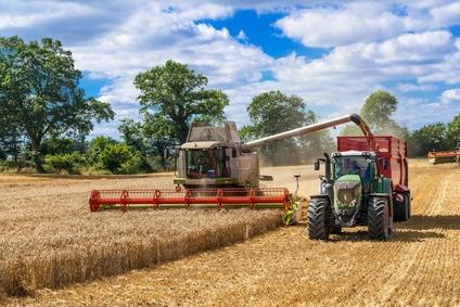 Export de matériels agricoles