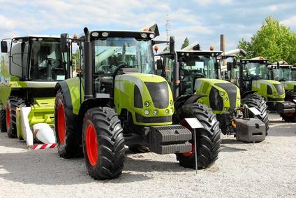 Export tracteur Afrique