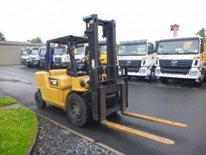 Export de véhicules agricoles et industriels