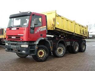Camion Benne gmc
