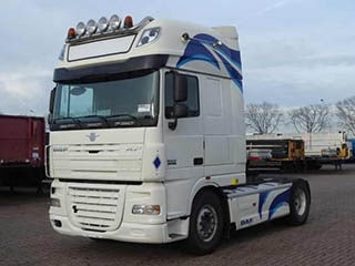 TransportTracteur gmc
